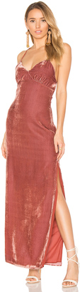 House of Harlow x REVOLVE Rae Cross Back Dress $168 thestylecure.com