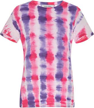 Prabal Gurung Tie-Dye Jersey T-Shirt