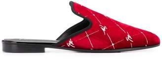 Giuseppe Zanotti Design Regal-G logo loafers