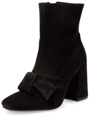 Ava & Aiden Women's Suede High Heel Boot
