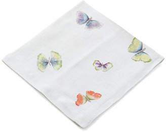 Michael Aram Butterfly Gingko Printed Dinner Napkins, Set of 4