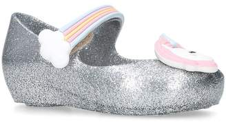 Mini Melissa Ultra-Girl Unicorn Jelly Shoes