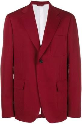 Calvin Klein boxy fit blazer