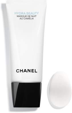 Chanel Hydra Beauty Masque De Nuit Au Camelia Hydrating Oxygenating Overnight Mask
