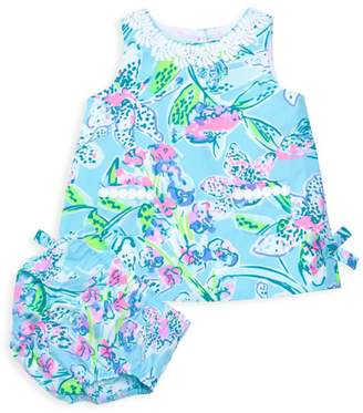 Lilly Pulitzer Baby Girl's Lilly Shift Dress