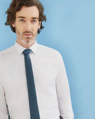 Mini design cotton shirt $165 thestylecure.com