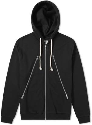 Maison Margiela Zip Pocket Hoody