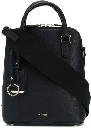 Jil Sander structured tote bag