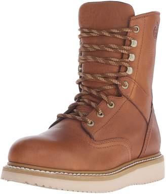 Georgia Boot Men's 8 Inch Wedge St Work Shoe