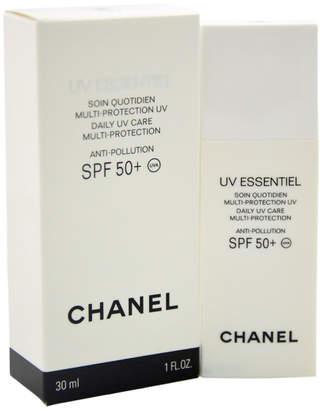 Chanel 1Oz Uv Essentiel Complete Sunscreen Uv Protection Anti-Pollution Spf 50