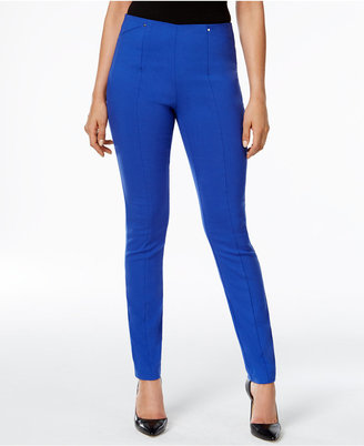 Alfani Seamed Skinny Pants, Only at Macy's $39.98 thestylecure.com