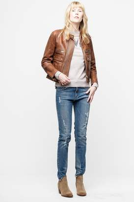 Zadig & Voltaire Love Aviator Coat