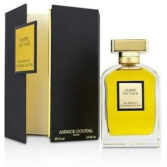 Annick Goutal NEW Ambre Sauvage EDP Spray 75ml Perfume