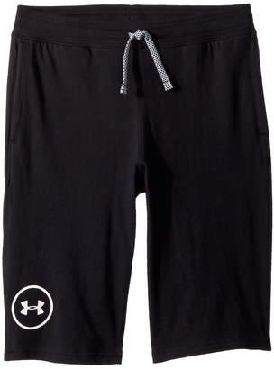 Under Armour Kids MVP Knit Shorts Boy's Shorts