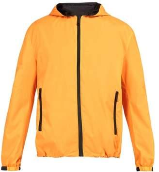 Prada Lightweight Technical Jacket - Mens - Orange