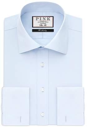 Thomas Pink Frederick Poplin French Cuff Dress Shirt - Bloomingdale's Regular Fit