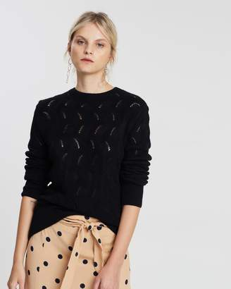 Mng Flora Sweater