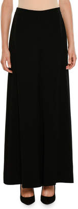 Stella McCartney Extra Wide-Leg Crepe Pants