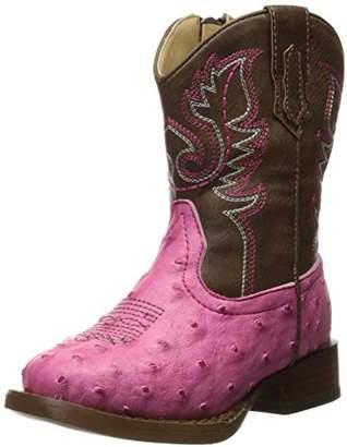 Roper Girls' Cowboy Cool Western Boot