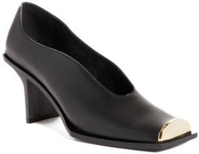 Women's Stella Mccartney Cap Toe Pump