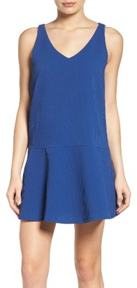 Women's Bb Dakota Jarvis Drop Waist Dress $84 thestylecure.com