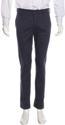 Prada Skinny Flat Front Pants