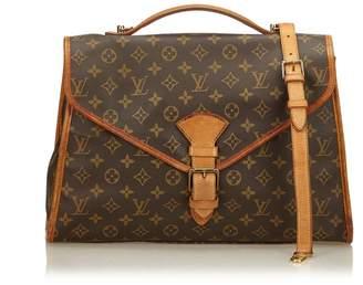 Louis Vuitton Vintage Monogram Beverly Briefcase Gm