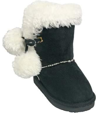 Dawgs Girls' Side Tie Boots