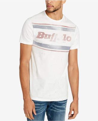 Buffalo David Bitton Men Splattered Graphic T-Shirt