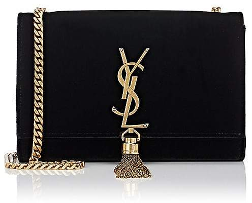 Saint Laurent Women's Monogram Kate Small Chain Bag