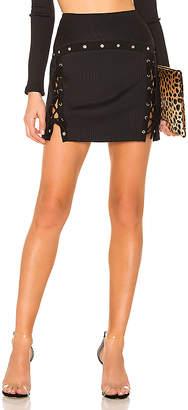 h:ours Thompson Mini Skirt