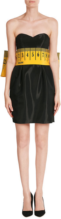 MoschinoMoschino Cocktail Dress with Oversize Bow