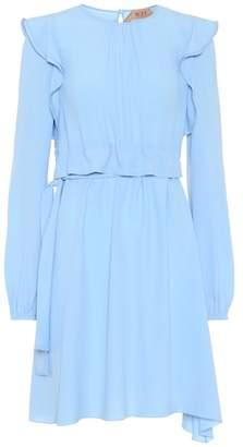 N°21 Crêpe de chine dress