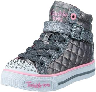 Skechers Shuffles Light Up Sneaker (Toddler/Little Kid)