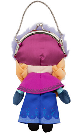 Disney Anna Plush Purse - Frozen