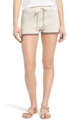 Women's Volcom Thumbs Up Knit Shorts $62 thestylecure.com
