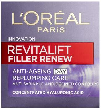 Red Carpet L'Oreal Paris Revitalift Filler Renew Anti Ageing Day Cream 50ml