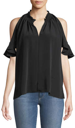 Rachel Roy Vanessa Cold-Shoulder Blouse
