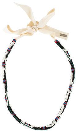 Isabel MarantIsabel Marant Cord Bead Necklace