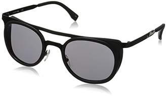 Lacoste Unisex L823S Oval Sunglasses