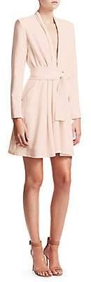 A.L.C. Women's Kiera Crepe Wrap Dress