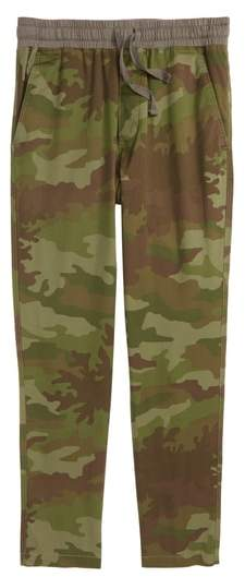 crewcuts by J.Crew Camo Pull-On Pants