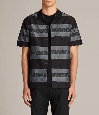 AllSaints Gabon Short Sleeve Shirt