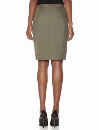 The Limited OBR Cargo Pocket Pencil Skirt