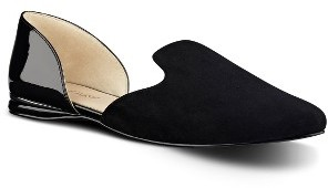 Women's Nine West Shay D'Orsay Flat $68.95 thestylecure.com