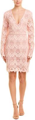 Style Stalker STYLESTALKER Stylestalker Lace Sheath Dress