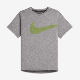 Nike Breathe Older Kids'(Boys') Training Top