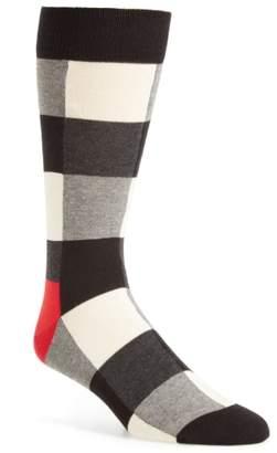 Happy Socks Check Socks