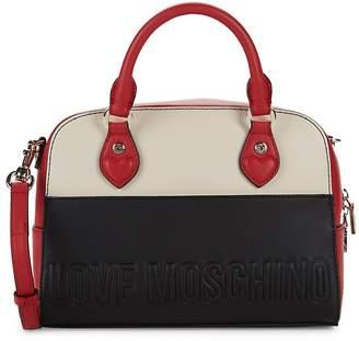 Love Moschino Women's Colorblock Satchel