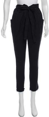 Isabel Marant High-Rise Cropped Pants w/ Tags